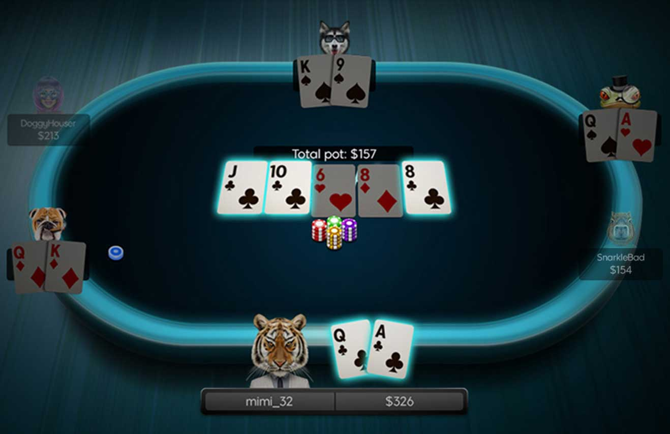 Nine Tips For Playing Online Poker Casino Slots Us